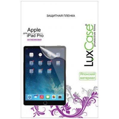 Пленка защитная для планшетов LuxCase для Apple iPad Pro (Антибликовая) (81227)Пленки защитная для планшетов LuxCase<br>Защитная пленка LuxCase  для Apple iPad Pro (Антибликовая), 305х220 мм,<br>