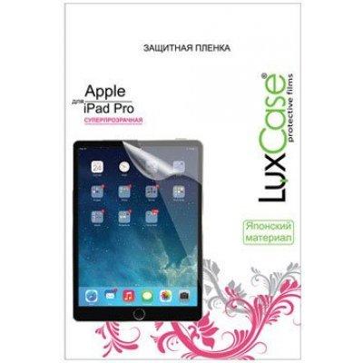 Пленка защитная для планшетов LuxCase для Apple iPad Pro (Суперпрозрачная) (81228)Пленки защитная для планшетов LuxCase<br>Защитная пленка LuxCase  для Apple iPad Pro (Суперпрозрачная), 305х220 мм<br>