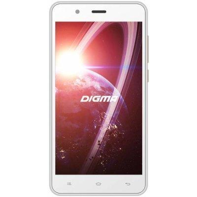 все цены на Смартфон Digma C500 3G белый (LT5001PG) онлайн