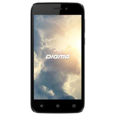 Смартфон Digma Vox G450 3G черный (VS4001PG) смартфон digma vox g500 3g 8gb черный vs5027mg