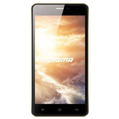 Смартфон Digma VOX S501 3G (VS5002PG) смартфон digma s504 3g vox 8gb белый vs5016pg white