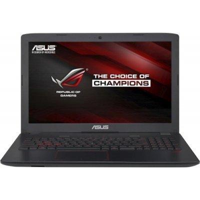 Ноутбук ASUS ROG GL552VX-XO103T (90NB0AW3-M01170) (90NB0AW3-M01170)Ноутбуки ASUS<br>15,6HD i5-6300HQ/8Gb/2Tb+128GbSSD/GTX950M 2GB/DVDRW/Win10<br>