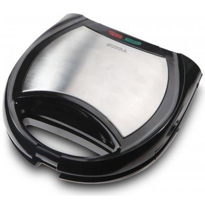 Вафельница Supra WIS-444 черный/серебристый (6131), арт: 241319 -  Вафельницы Supra