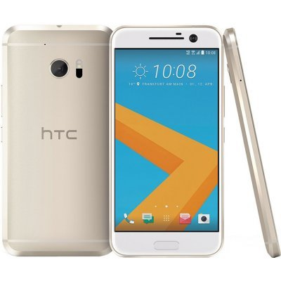 Смартфон HTC 10 Lifestyle золотистый (99HAJN037-00) смартфон htc 10 lifestyle carbon grey