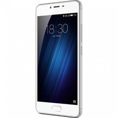 Смартфон Meizu M3s mini 32Gb серебристый (Y685H 32GB Silver)Смартфоны Meizu<br>смартфон на платформе Android<br>поддержка двух SIM-карт<br>экран 5, разрешение 1280x720<br>камера 13 МП, автофокус<br>память 32 Гб, слот для карты памяти<br>3G, 4G LTE, Wi-Fi, Bluetooth, GPS, ГЛОНАСС<br>аккумулятор 3020 мА/ч<br>вес 138 г, ШxВxТ 69.90x141.90x8.30 мм<br>
