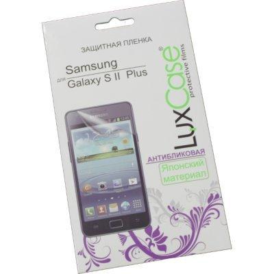 ������ �������� ��� ���������� LuxCase ��� Samsung Galaxy S II Plus, i9105 (������������) (80560)