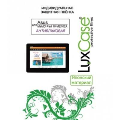 Пленка защитная для планшетов LuxCase для Asus MeMO Pad 10 ME102A (Антибликовая) (51712)Пленки защитная для планшетов LuxCase<br>Защитная пленка LuxCase для Asus MeMO Pad 10 ME102A  (Антибликовая)<br>
