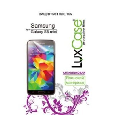 ������ �������� ��� ���������� LuxCase ��� Samsung Galaxy S5 mini (������������) (80857)