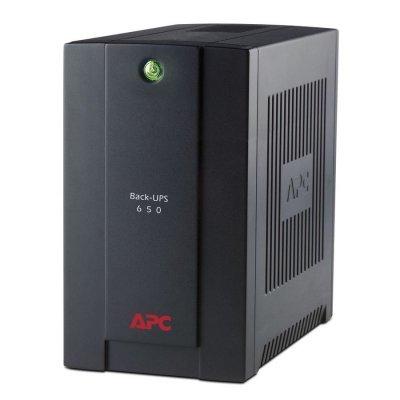 Источник бесперебойного питания APC  Back-UPS BC650-RSX761 (BC650-RSX761) ибп apc bc650 rsx761
