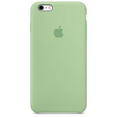 Чехол для смартфона Apple для iPhone 6S Plus MM692ZM/A светло-зеленый (MM692ZM/A)Чехлы для смартфонов Apple<br>Чехол (клип-кейс) Apple для Apple iPhone 6S Plus MM692ZM/A светло-зеленый<br>