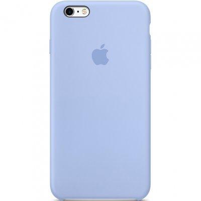 Чехол для смартфона Apple для iPhone 6S Plus MM6A2ZM/A светло-голубой (MM6A2ZM/A)Чехлы для смартфонов Apple<br>Чехол (клип-кейс) Apple для Apple iPhone 6S Plus MM6A2ZM/A светло-голубой<br>
