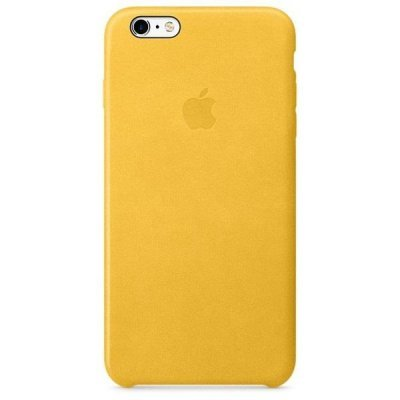 Чехол для смартфона Apple для iPhone 6S Plus MMM32ZM/A желтый (MMM32ZM/A)Чехлы для смартфонов Apple<br>Чехол (клип-кейс) Apple для Apple iPhone 6S Plus MMM32ZM/A желтый<br>