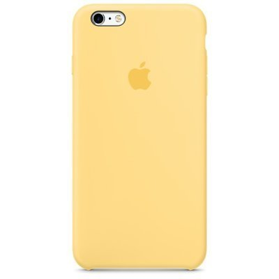 Чехол для смартфона Apple для iPhone 6S Plus MM6H2ZM/A желтый (MM6H2ZM/A)