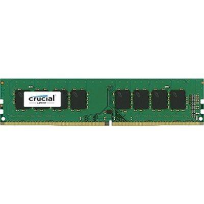 Модуль оперативной памяти ПК Crucial CT16G4DFD824A 16Gb DDR4 (CT16G4DFD824A)Модули оперативной памяти ПК Crucial<br>Тип: DDR4, объём: 16 GB, тактовая частота: 2400 MHz, форм-фактор: DIMM 288-контактный, скорость: PC4-19200<br>