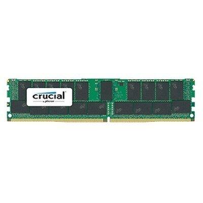 Модуль оперативной памяти ПК Crucial CT32G4RFD424A 32Gb DDR4 (CT32G4RFD424A)Модули оперативной памяти ПК Crucial<br>Crucial 32GB DDR4 2400 MT/s (PC4-19200) CL17 DR x4 ECC Registered DIMM 288pin<br>
