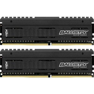 Модуль оперативной памяти ПК Crucial BLE2C8G4D26AFEA 16Gb DDR4 (BLE2C8G4D26AFEA)Модули оперативной памяти ПК Crucial<br>Crucial 16GB Kit (8GBx2) DDR4 2666 MT/s (PC4-21300) CL16 DR x8 Unbuffered DIMM 288pin Ballistix Elite<br>