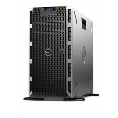 Сервер Dell PowerEdge T430 (210-ADLR/004) (210-ADLR/004)Серверы Dell<br>PowerEdge T430, no Proc, no Memory, no  HDD (up to 16x2.5), PERC H330, DVD+/-RW, On-board DP Gigabit LAN, iDRAC8 Enterprise, PS (1)*750W up to RPS, Bezel, Tower, 3Y Basic NBD<br>
