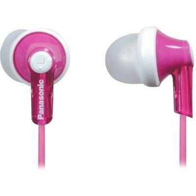 Наушники Panasonic RP-HJE118 розовый (RP-HJE118GUP)Наушники Panasonic<br>вставные (затычки), импеданс 16 Ом, чувствительность 96 дБ/мВт, кабель 1.1 м<br>