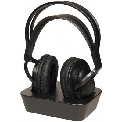 Наушники Panasonic RP-WF830E черный (RP-WF830E-K)Наушники Panasonic<br>мониторные, беспроводные<br>