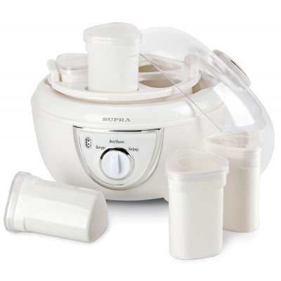Йогуртница Supra YGS-7025 белый (10350)