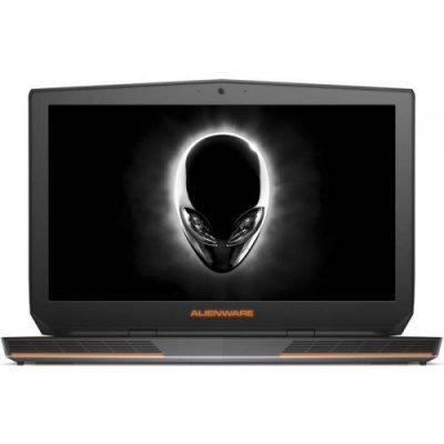 Ноутбук Dell Alienware 17 R3 (A17-9808) (A17-9808)Ноутбуки Dell<br>Ноутбук Dell Alienware 17 R3 Core i7 6700HQ/32Gb/1Tb/SSD512Gb/nVidia GeForce GTX 980M 8Gb/17.3/IPS/FHD (1920x1080)/Windows 10 64/silver/WiFi/BT/Cam<br>