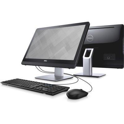 Моноблок Dell Inspiron 3263 (3263-0564) (3263-0564)Моноблоки Dell<br>Моноблок Dell Inspiron 3263 21.5 Full HD i3 6100U (2.3)/4Gb/1Tb 5.4k/R5 A335 2Gb/Windows 10 Home Single Language 64/GbitEth/WiFi/BT/45W/клавиатура/мышь/черный 1920x1080<br>