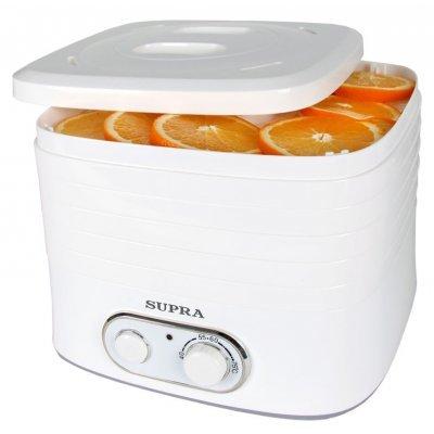 Сушилка для овощей и фруктов Supra DFS-523 белый (10515)
