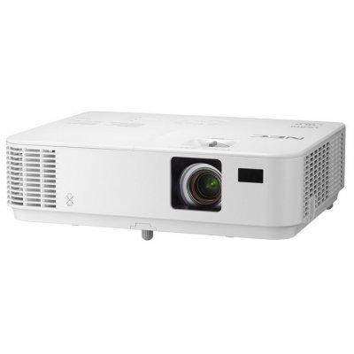 Проектор NEC VE303 (VE303)Проекторы NEC<br>NEC projector VE303, DLP, 800 x 600 SVGA, 3000lm, 10000:1<br>