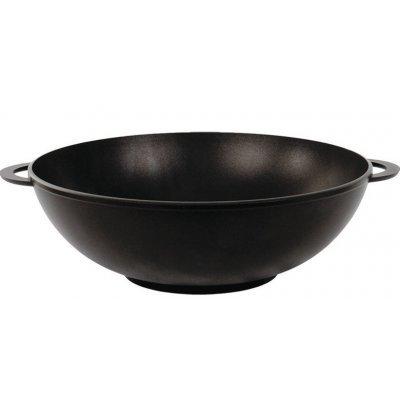 Сковорода TimA 3203 П 32см (3203 П)Сковороды TimA <br>Сковорода Wok d=32 см 2мя ручками Биол Tima<br>