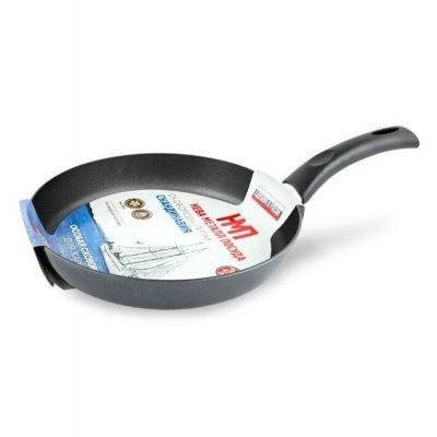 Сковорода Нева-Металл 1528 28см Скандинавия (1528)Сковороды Нева-Металл<br>Нева-Металл 1528 28см Скандинавия<br>
