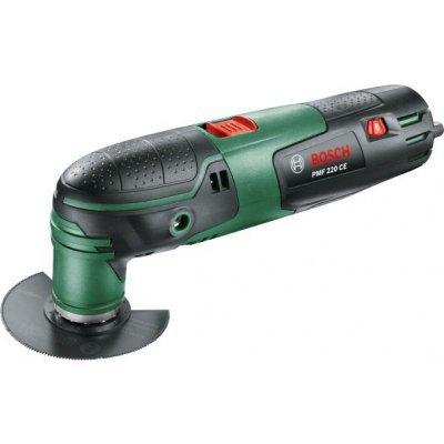 Шлифовальная машина Bosch PMF 220 CE (603102020)Шлифовальные машины Bosch<br>Многофункциональный инструмент Bosch PMF 220 CE 220Вт зеленый/черный<br>