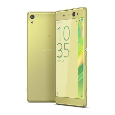 Смартфон Sony Xperia XA Ultra dual Lime Gold (F3212Lime_Gold) cd диск the doors when you re strange a film about the doors songs from the motion picture 1 cd