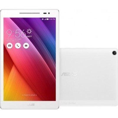 Планшетный ПК ASUS ZenPad 8 Z380KNL 1Gb 16Gb белый (90NP0247-M03110)Планшетные ПК ASUS<br>ASUS Z380KNL-6B028A 8(1280x800 IPS)/Qualcomm Snapdragon MSM8916(1.2Ghz)/1024Mb/16Gb/noDVD/Cam/BT/WiFi/LTE/3G/war 1y/0.35kg/white/Android 6.0<br>