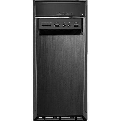 Настольный ПК Lenovo 300-20ISH (90DA00JHRK) (90DA00JHRK)Настольные ПК Lenovo<br>Mini Tower Intel Core i3 6100(3.7Ghz)/4096Mb/1000Gb/DVDrw/Ext:nVidia GeForce GT730(2048Mb)/war 1/1 carry-iny/black/DOS<br>