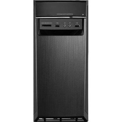 Настольный ПК Lenovo 300-20ISH (90DA00JGRK) (90DA00JGRK)Настольные ПК Lenovo<br>Mini Tower Intel Core i5 6400(2.7Ghz)/4096Mb/500Gb/DVDrw/Int:Intel HD Graphics 530/war 1/1 carry-iny/black/DOS<br>