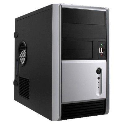 Корпус системного блока INWIN EMR006 450W Black/silver (EMR006BS)Корпуса системного блока INWIN<br>Тип: minitower, форм-фактор: mATX, блок питания: 450 Вт, вентилятор: 120 мм, размеры: 190 x 350 x 380 мм, дополнительно: 2 x USB, аудио, разъём для микрофона<br>