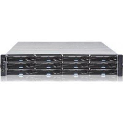 Рэковое сетевое хранилище (Rack NAS) Infortrend JB2012G01-8732 (JB2012G01-8732)Рэковые сетевые хранилища (Rack NAS) Infortrend<br>система хранения данных 2U DS EonNAS, 12 мест для HDD, 4 порта 6Gb/s SAS (по два на контроллер), PSU: 2x 460W<br>