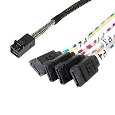 Кабель для сервера Intel AXXCBL450HD7S936428 (AXXCBL450HD7S936428)Кабели для серверов Intel<br>Набор кабелей 450MM AXXCBL450HD7S 936428 INTEL<br>