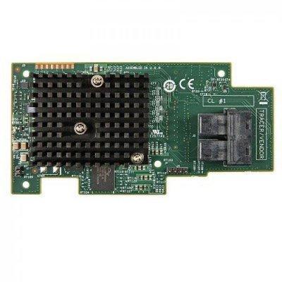 Контроллер RAID Intel RMS3HC080932469 (RMS3HC080932469)Контроллеры RAID Intel<br>Рейд контроллер SAS/SATA RMS3HC080 932469 INTEL<br>