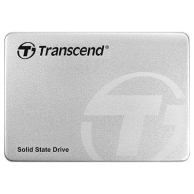 Накопитель SSD Transcend TS120GSSD220S 120Gb (TS120GSSD220S) ssd винчестер для ноутбука
