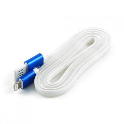Кабель USB Gembird CC-ApUSBb1m 1м (CC-ApUSBb1m) кабель 30 pin 1м gembird круглый cc usb ap1mb