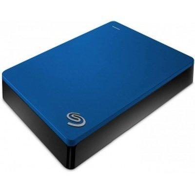 Внешний жесткий диск Seagate STDR4000901 4Tb (STDR4000901)Внешние жесткие диски Seagate<br>Внешний жесткий диск Seagate STDR4000901 4000ГБ Backup Plus Portable 2.5 5400RPM 8MB USB 3.0 Blue<br>