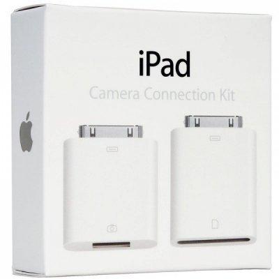 Адаптер 30-pin Apple iPad Camera Connection Kit MC531ZM/A (MC531ZM/A)Адаптеры 30-pin Apple<br><br>
