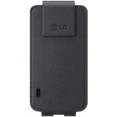 Чехол для смартфона LG для P715 черный CCL-350 (CCL-350)Чехлы для смартфонов LG<br>Для LG Optimus L7 II P715. Черный. Искусственная кожа.<br>