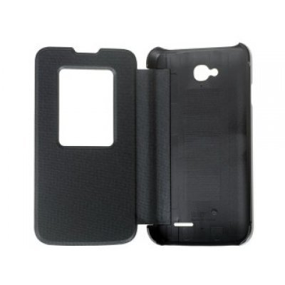 Чехол для смартфона LG для L70 D325 QuickCircle черный (CCF-405G.AGRABK) (CCF-405G.AGRABK) стоимость