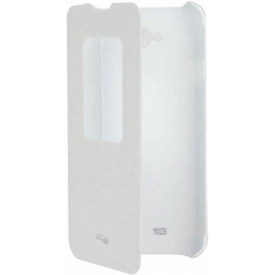 Чехол для смартфона LG для L65 D285 QuickWindow белый (CCF-450.AGRAWH) (CCF-450.AGRAWH)