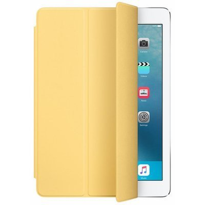 Чехол для планшета Apple для iPad Pro 9.7 желтый MM2K2ZM/A (MM2K2ZM/A)Чехлы для планшетов Apple<br>Совместимость: для iPad Pro 9.7, Silicone Cover, цвет: желтый<br>