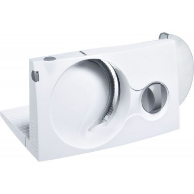 Ломтерезка Bosch MAS4000W белый (MAS4000W)Ломтерезки Bosch<br>Ломтерезка Bosch MAS4000W 100Вт (нарезка до 17мм) белый<br>