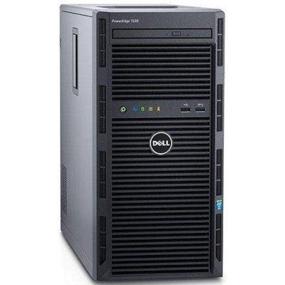 Сервер Dell PowerEdge T130 (210-AFFS-6) (210-AFFS-6)Серверы Dell<br>Сервер Dell PowerEdge T130 1xE3-1230v5 1x16Gb 1RUD x4 1x1Tb 7.2K 3.5 SATA RW H330 iD8Ex 5720 2P 1x290W 3Y NBD (210-AFFS-6)<br>