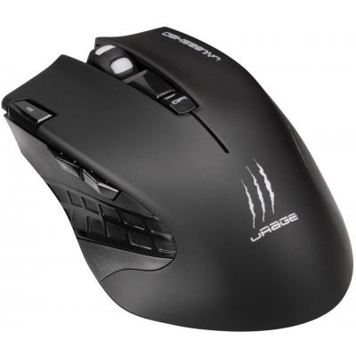 Мышь Hama uRage Unleashed Black USB (113733) мышь hama hama cino optical mouse usb синяя